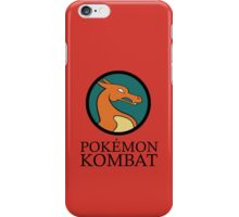 Pokémon Kombat iPhone Case/Skin