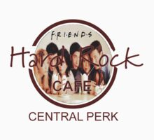 Hard Rock Central Perk (Friends) 2 by Leocats