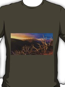 Mt Hotham Brush T-Shirt
