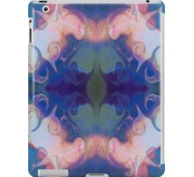 Merging Fantasies Abstract Pattern Artwork iPad Case/Skin