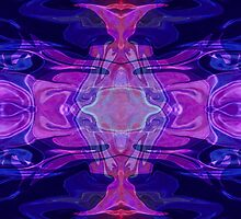 Mastering Universal Ideals Abstract Healing Artwork by owfotografik