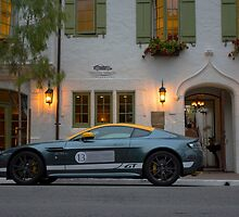 Aston Martin Vantage GT by Timothy  Iverson Auto Photography