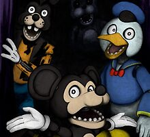 Five Nights at Mickey's by RemixedMagic