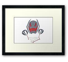 Ultron's Puppet Framed Print