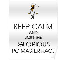 PC gaming master race Poster