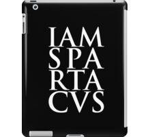 Spartacus - I Am Spartacus iPad Case/Skin