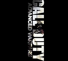 CALL OF DUTY AW by popcultchart