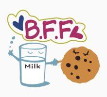 Milk and Choco chip  BFF by cheeckymonkey