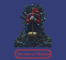 Throne of games by TheNakedMan