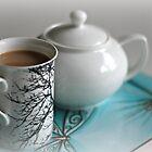 My Morning Cuppa by Karen Tregoning