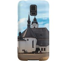 The village church of Vorderweissenbach I | architectural photography Samsung Galaxy Case/Skin