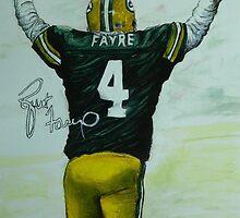 Forever Favre by Dan Wagner