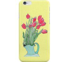 Springtime Tulips * iPhone Case/Skin