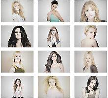 Women celebrities by Stock Image Folio