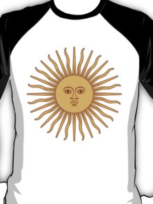 Sol de Mayo- The Sun of May T-Shirt