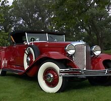 1931 Chrysler CG Imperial Lebaron Roadster by TeeMack