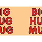 True Detective – Big Hug Mug by movieshirt4you