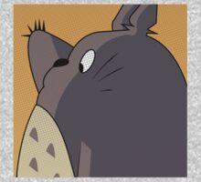 Totoro Halftone by innergeekdesign