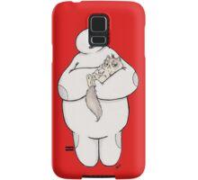 Hairy baby, Grumpy baby Samsung Galaxy Case/Skin