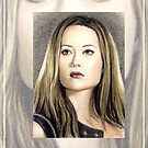 Summer Glau miniature by wu-wei
