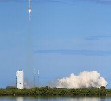 GPS IIF-8 | Spacebound! by Sarah McNulty