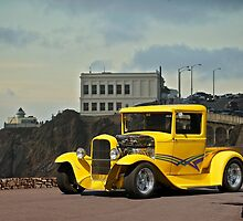 1930 Ford Model A Pickup by DaveKoontz