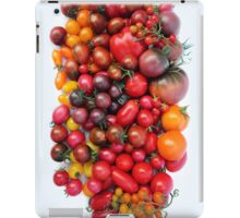 Tomatoes Are Red iPad Case/Skin
