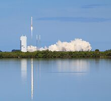 GPS IIF-8   Cleared the Tower by Sarah McNulty