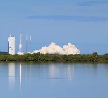 GPS IIF-8 | Liftoff! by Sarah McNulty