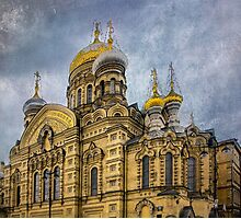 Church of the Assumption of the Blessed Virgin Mary - St. Petersburg Photographic Print