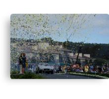 Best Of Show 2014 Pebble Beach Concours d' Elegance Canvas Print