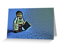 Nerd Alert by Tim Constable  Greeting Card