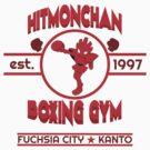 Hitmonchan Boxing Gym | Red by RJtheCunning