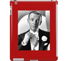 Fred Astaire Publicity Portrait iPad Case/Skin