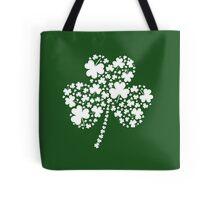 St Patrick's Day Irish Shamrock Clover Tote Bag