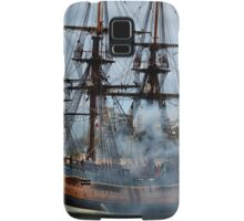 The Endeavour - Newcastle Harbour NSW Australia Samsung Galaxy Case/Skin