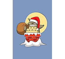 My Neighbor Santa Photographic Print