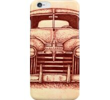 Nineteen Forty-One Olds iPhone Case/Skin