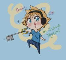 The keyblade master! by finity