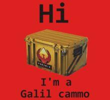 Operation Galil  by KarapaNz