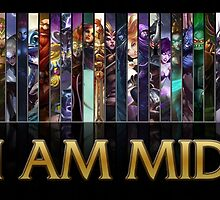 I Am Mid by HealthyCycles