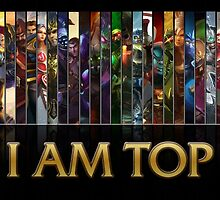 I Am Top by HealthyCycles