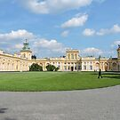 Wilanow Palace by Graeme  Hyde