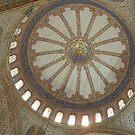 Sultan Ahmet Mosque by hans p olsen