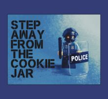 Step away from the cookie jar, by Tim Constable T-Shirt