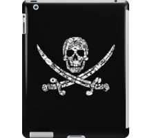 Pirate Service Announcement iPad Case/Skin