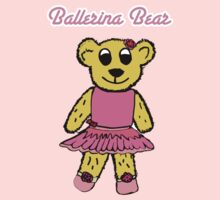 Ballerina Bear by Kgphotographics