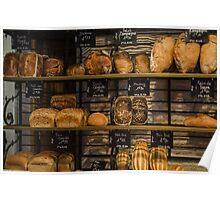 Boulangerie Poster