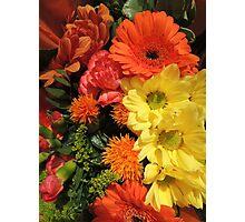 Autumn Bouquet (2014) Photographic Print