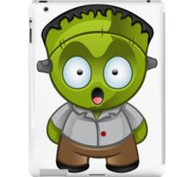 Frankenstein Monster Boy Shocked iPad Case/Skin